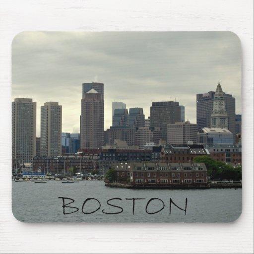 SEAPORT OF BOSTON HARBOR MOUSEPADS