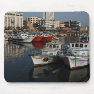 Seaport of Tartus, Syria Mouse Pad