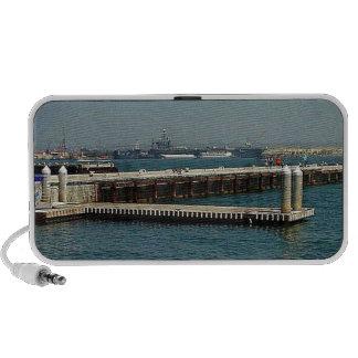 Seaport Village Aircraft Carriers Pier Water Bay D Speaker