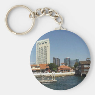 Seaport Village Keychain