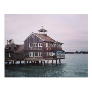 Seaport Village Postcard