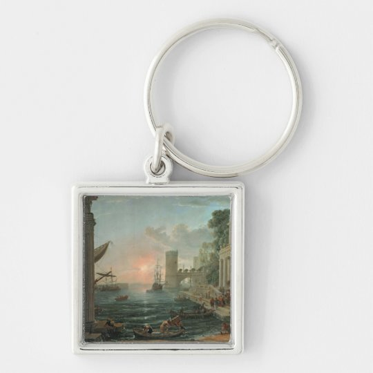 Seaport with the Embarkation Keychain