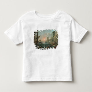 Seaport with the Embarkation Tee Shirt