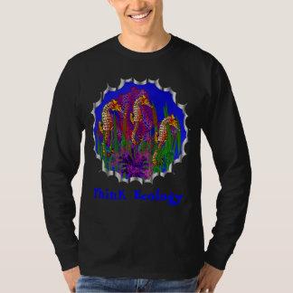 Seaquarium Shirt  Anemones Fan Coral Sea Horses
