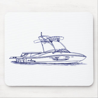 SeaRay Sport 185 Mouse Pad