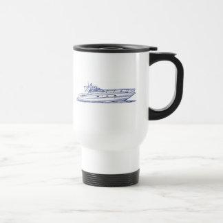 SeaRay Sundancer 455 Travel Mug
