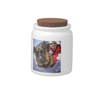 Search and Rescue Candy Jar