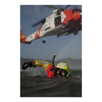 Search and Rescue Operation Poster