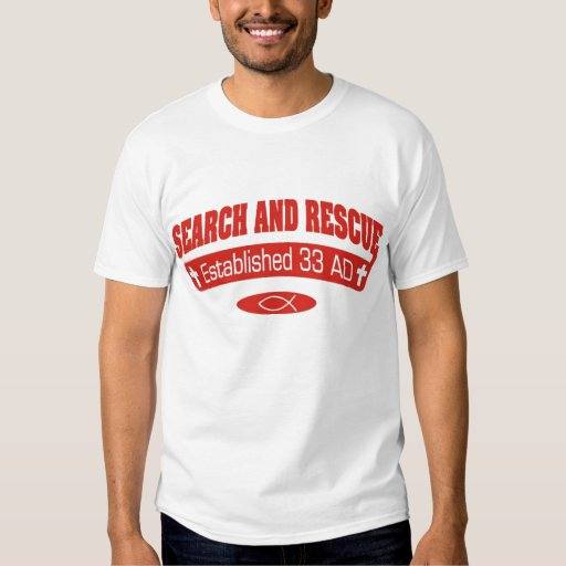 Search and Rescue Tshirt