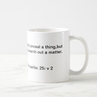 Search Coffee Mug