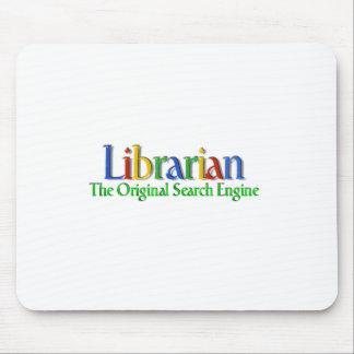 Search Engine de la original del bibliotecario Tapete De Ratones