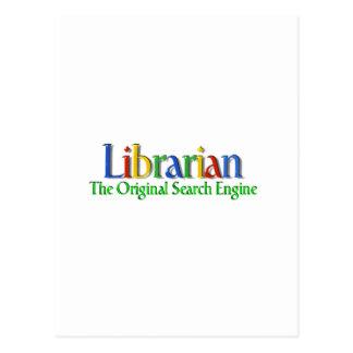Search Engine de la original del bibliotecario Postal