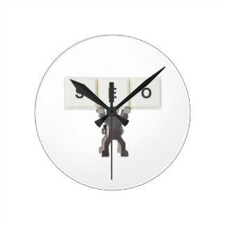 Search Engine Optimization Round Wall Clocks
