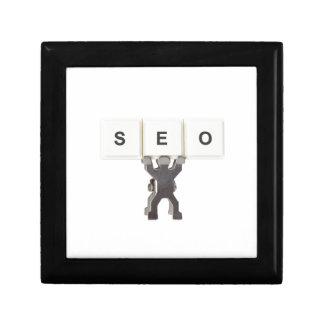 Search Engine Optimization Trinket Box