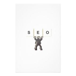 Search Engine Optimization Stationery