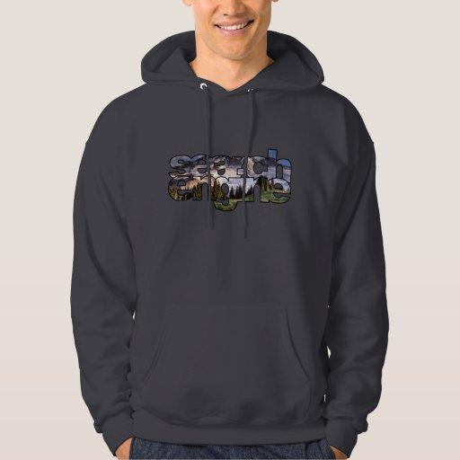 search engine sweatshirt
