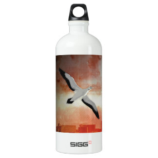Search For Serene Skies Water Bottle