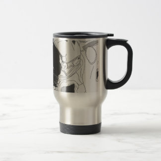 Search for the Milky Way Travel Mug