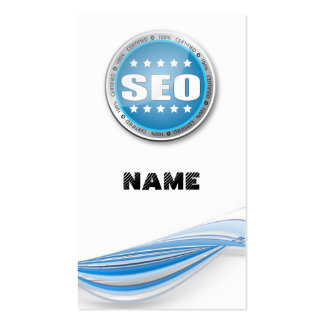 Search on Internet Double-Sided Standard Business Cards (Pack Of 100)