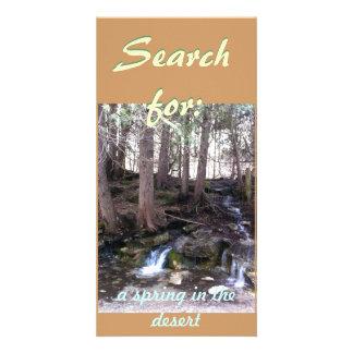Search Photo Card