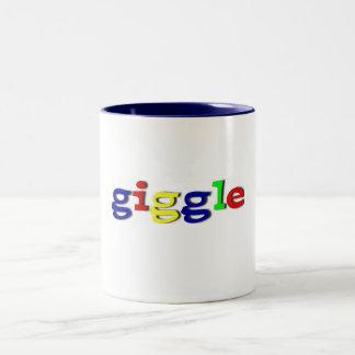 Search Two-Tone Coffee Mug
