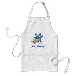 Searching Dragonfly Adult Apron