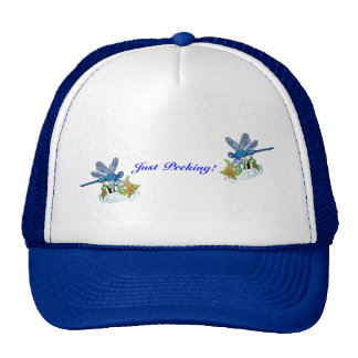 Searching Dragonfly Trucker Hat