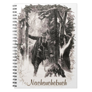 Searching for book notebook