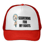 Searching For My Roots Mesh Hats