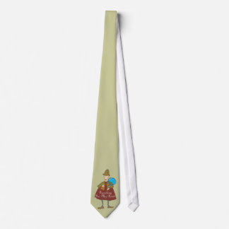 Searching For My Roots Neck Tie