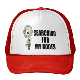 Searching For My Roots Trucker Hat