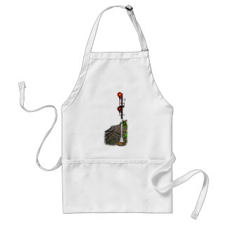 Searchlight Signal Adult Apron