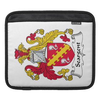 Seargent Family Crest Sleeves For iPads
