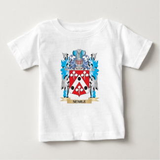 Searle Coat of Arms - Family Crest Tee Shirts