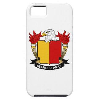 Searles Family Crest iPhone 5 Cover
