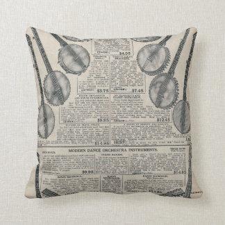 Sear's Magazine Advertisement Throw Pillow