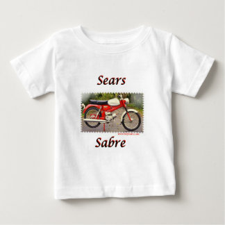 Sears_Sabre_Motor_Bike.gif Baby T-Shirt