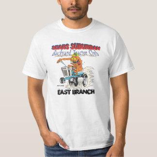 Sears Suburban Backyard Tractor Club East Branch T-Shirt