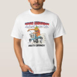 Sears Suburban Backyard Tractor Club South Branch Tee Shirt
