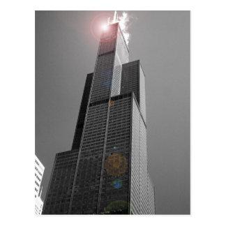 Sears Tower 2 Postcard