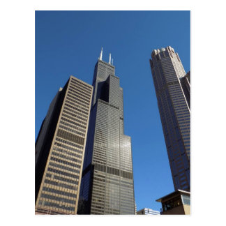 Sears Tower - Chicago Postcard
