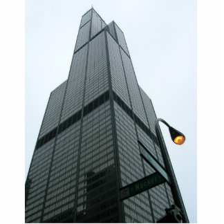 Sears Tower Photo Sculpture