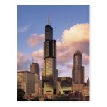 Sears Tower Postcard