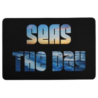 Seas The Day Floor Matt Floor Mat