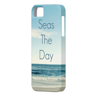 SEAS THE DAY OCEAN PHOTO DESIGN iPhone 5 COVER