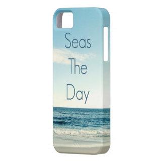 SEAS THE DAY OCEAN PHOTO DESIGN iPhone SE/5/5s CASE