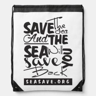 SeaSave Backpack