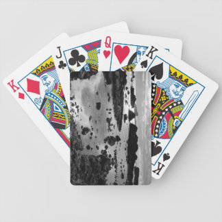 Seascape at Caloura Bicycle Playing Cards