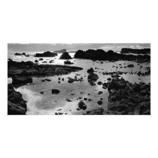 Seascape at Caloura Card