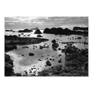 Seascape at Caloura Card